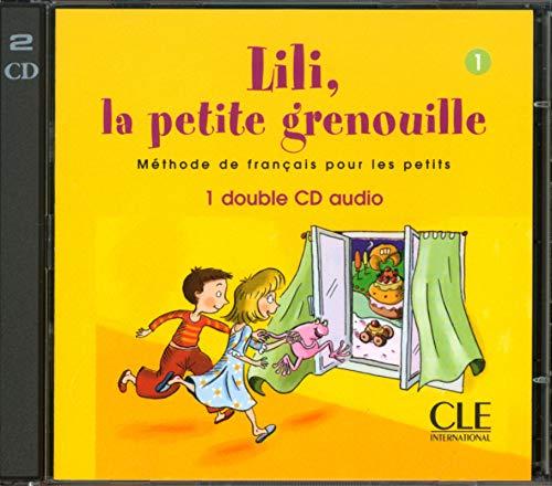Lili, la petite grenouille - Niveau 1 - CD audio collectif
