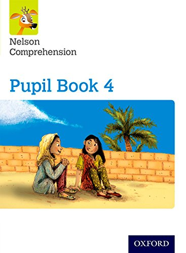 Nelson Comprehension Student's Book 4 - 9780198368199 (Nelson English)