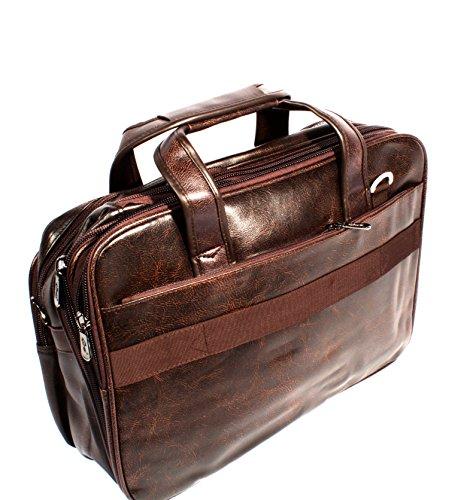 All Bags ,  Aktentasche, schwarz (schwarz) - 5899 braun