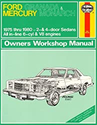 Haynes Ford Granada and Mercury Monarch Owners Workshop Manual, No. 359: '75-'80 (Haynes Manuals) by Larry Warren (1983-02-06)