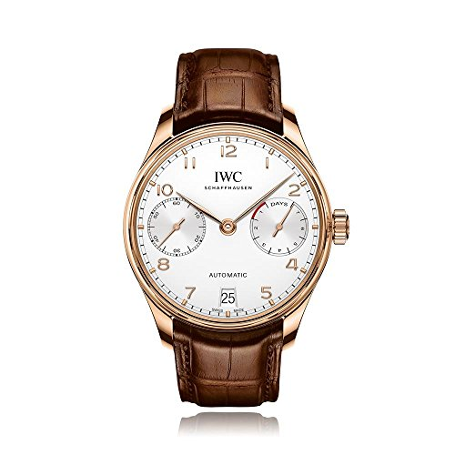 iwc-mens-portugieser-423mm-brown-alligator-leather-band-rose-gold-case-automatic-analog-watch-iw5007