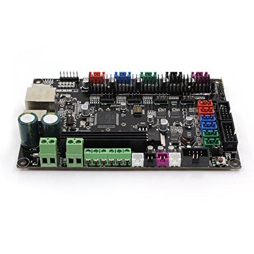 BIQU equipo compatible MKS sbase V1.332bits controlador Panel Junta para 3d impresora