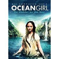 Ocean Girl - Das Mädchen aus dem Meer - Die komplette Serie mit allen 78 Folgen/Staffel 1-4