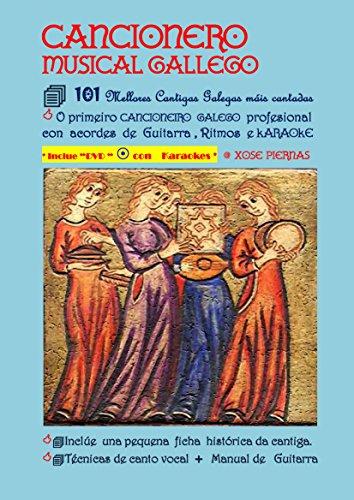 cancionero-musical-gallego-101-mellores-cantigas-galegas-mis-cantadas-da-historia-galician-edition