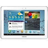 Samsung Galaxy Tab 2 P5110 WIFI Tablet (25,7 cm (10.1 Zoll) Display, 1GHz Prozessor, 1GB RAM, 16 GB Speicher, 3,2 Megapixel Kamera, Android) weiß