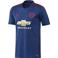 adidas Men's Fußball/Auswärts-Trikot Manchester United Replica Jersey
