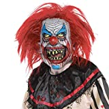 Halloween Killer-Clown Maske