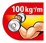 Cinta adhesiva doble cara tesa Powerbond Ultrafuerte (5m x 19mm)