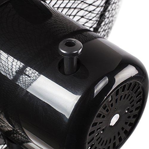 Ventilador de pie Tristar VE-5949 – 40 centímetros – Negro