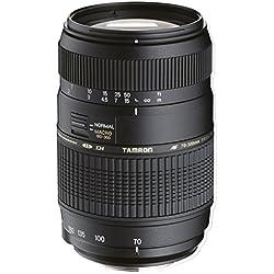 Tamron Objectif AF 70-300mm F/4-5,6 Di LD IF Macro 1/2 - Monture Sony ou Minolta