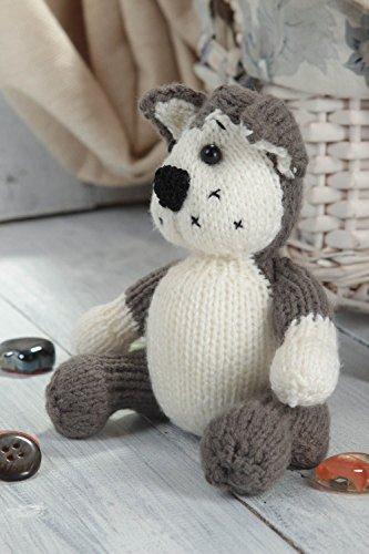 jouet-enfant-peluche-tricotee-fait-main-en-forme-de-chiot-cadeau-original