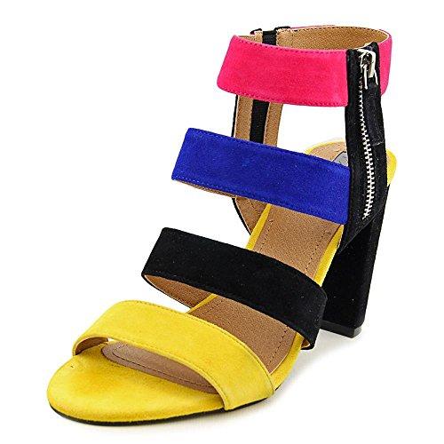 Tahari Media Daim Sandales Multicolore