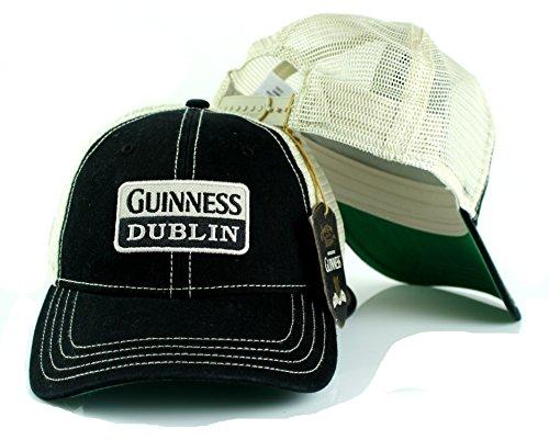 American Needle Guinness Recreational Weichem Mesh Verstellbar Snapback Baseball Cap - Youth Fußball-handschuhe Blau