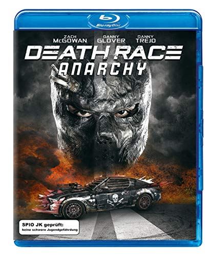 Death Race: Anarchy [Blu-ray]