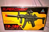 TD 2007 Toy Machine Gun lights sound and vibration box packed TD 2007