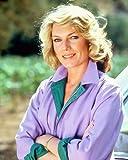 Susan Sullivan de Maggie Donovan Hartford Gioberti Channing in Falcon Crest 25x20cm Photo couleur