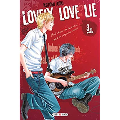 Lovely Love Lie T03