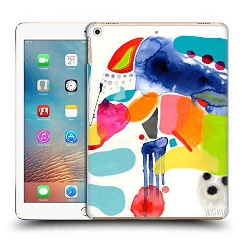 Head Case Designs Offizielle Wyanne Nachzieh-Spielzeug Abstrakt Ruckseite Hülle für iPad 9.7 2017/iPad 9.7 2018