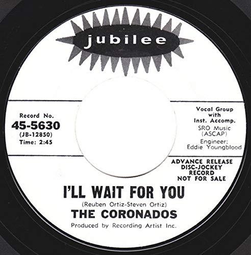 Good Morning, New Day / I'll Wait For You [Vinyl Single 7''] - Coronado Single