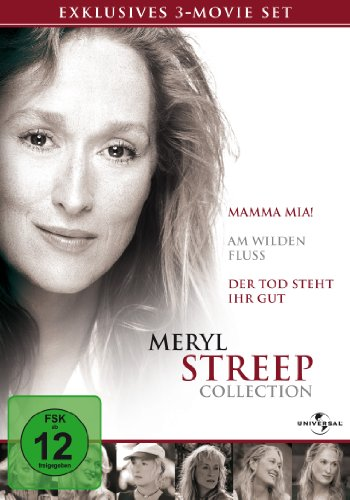 Meryl Streep Collection [Edizione: Germania]