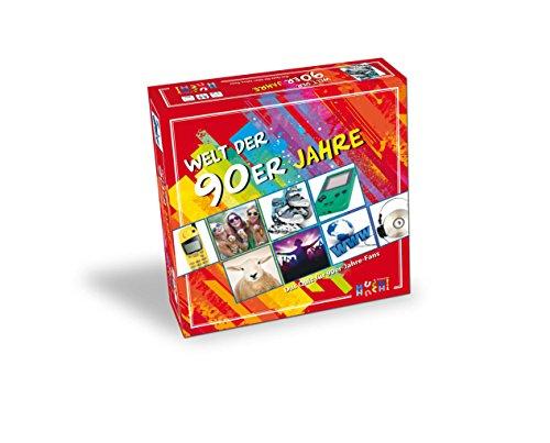 0 - Welt der 90er, Wissensspiel ()