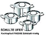 Schulte-Ufer -Nimm-4-Set Finesse