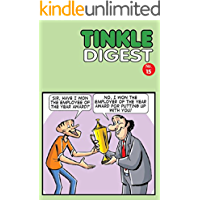 Tinkle Digest 15