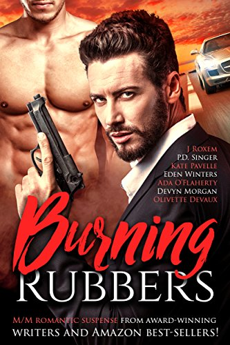 Burning Rubbers: An Eight Book Box Set (English Edition)