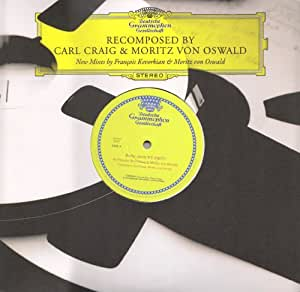 Recomposed By Carl Craig&Moritz Von Oswald(10inch) [Vinyl Single]