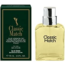 Classic match replica of Polo for men 2.5 oz by Perfume Belscam