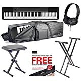 Casio CDP130 Digital Piano Pack 2 with Carrying Case