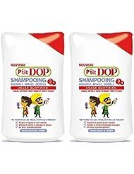 P'tit Dop - Shampooing Après Traitement Anti Poux - 250 ml - Lot de 2