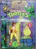 1990 April O`Neil Teenage Mutant Ninja Turtles