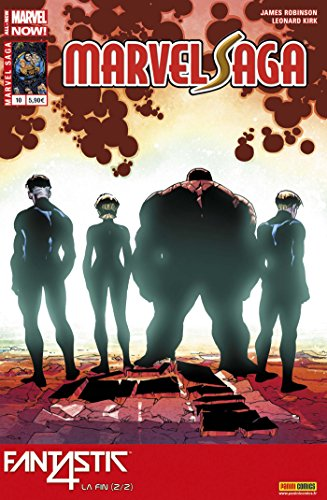 Marvel saga v2 10 : fantastic four : La fin