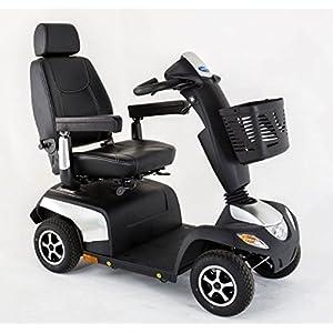 Elektromobil Invacare Orion Metro-6, 4-Rad-E-Mobil, 6 km/h, Silber, Seniorenmobil perfekt für Einsteiger inkl. Anlieferung/Einweisung/Aufbau vor Ort