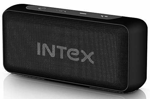 Intex Muzyk B5 Portable Bluetooth Speaker (Black)