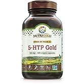 5-HTP capsule vegetariane 100mg (120 compresse) - Garantito non contiene OGM e Peak-x - 51pkxP6qFlL. SS166