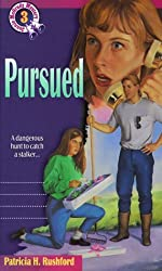 Pursued (Jennie McGrady mystery) by Patricia H. Rushford (1994-03-06)