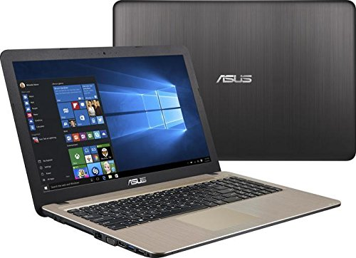 ASUS X540 (15,6 Zoll glänzendes HD Display) Notebook (Intel Core i3 Dual Core bis zu 2x 2,0 GHz, 8GB DDR3 RAM, 1000GB SATA3 HDD, Intel HD Grafik, HDMI, HD-Webcam, USB 3.0, WLAN, DVD-Brenner, Windows 10 Professional 64 Bit) #1471