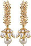 Rajasthani Traditions Gold Toned Pearl J...