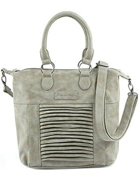 Fritzi aus Preußen Leyla Vintage Shopper Tasche 42 cm