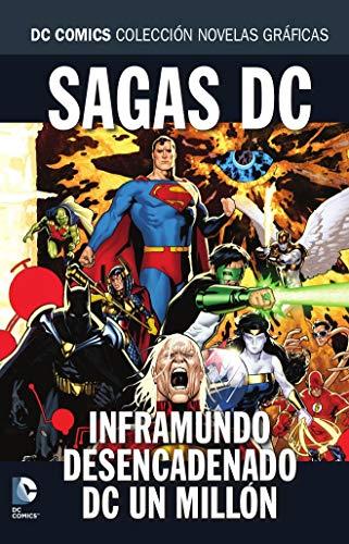 Colección Novelas Gráficas - Especial Sagas DC: Inframundo desencade