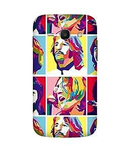 Beatles-3 Samsung Galaxy Ace 3 Case