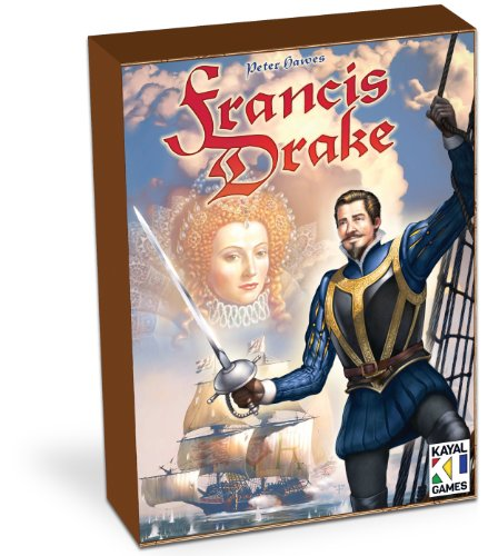 Eagle Games 646734 - Strategiespiel - Francis Drake