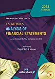 #10: T.S. Grewal's Analysis of Financial Statements - CBSE XII: Textbook for CBSE Class XII (2018-19 Session)