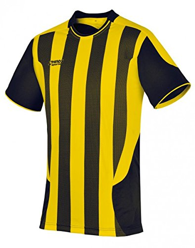 RHINOS sports Trikot Juve schwarz/gelb XXL