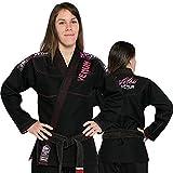 Venum Damen Kimono Challenger 2.0 BJJ GI, Black, F2, EU-VENUM-1154