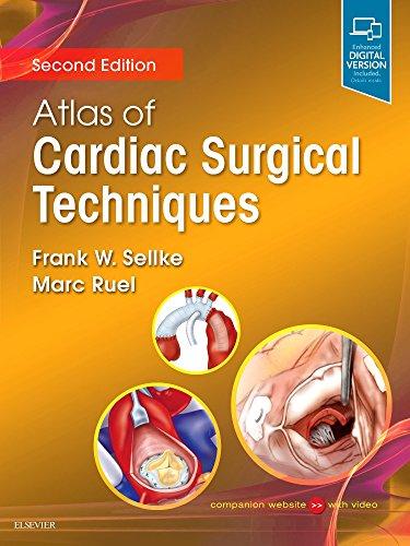 Atlas of Cardiac Surgical Techniques (Surgical Techniques Atlas)