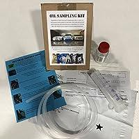 The Oil Doctor Kit de muestras de Aceite de médico