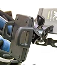 Buybits Deluxe Golf Trolley GPS Klammer Halterung für Sonocaddie v500